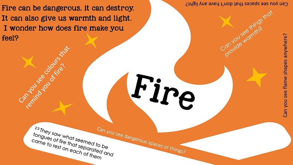 Pentecost Trail - Fire
