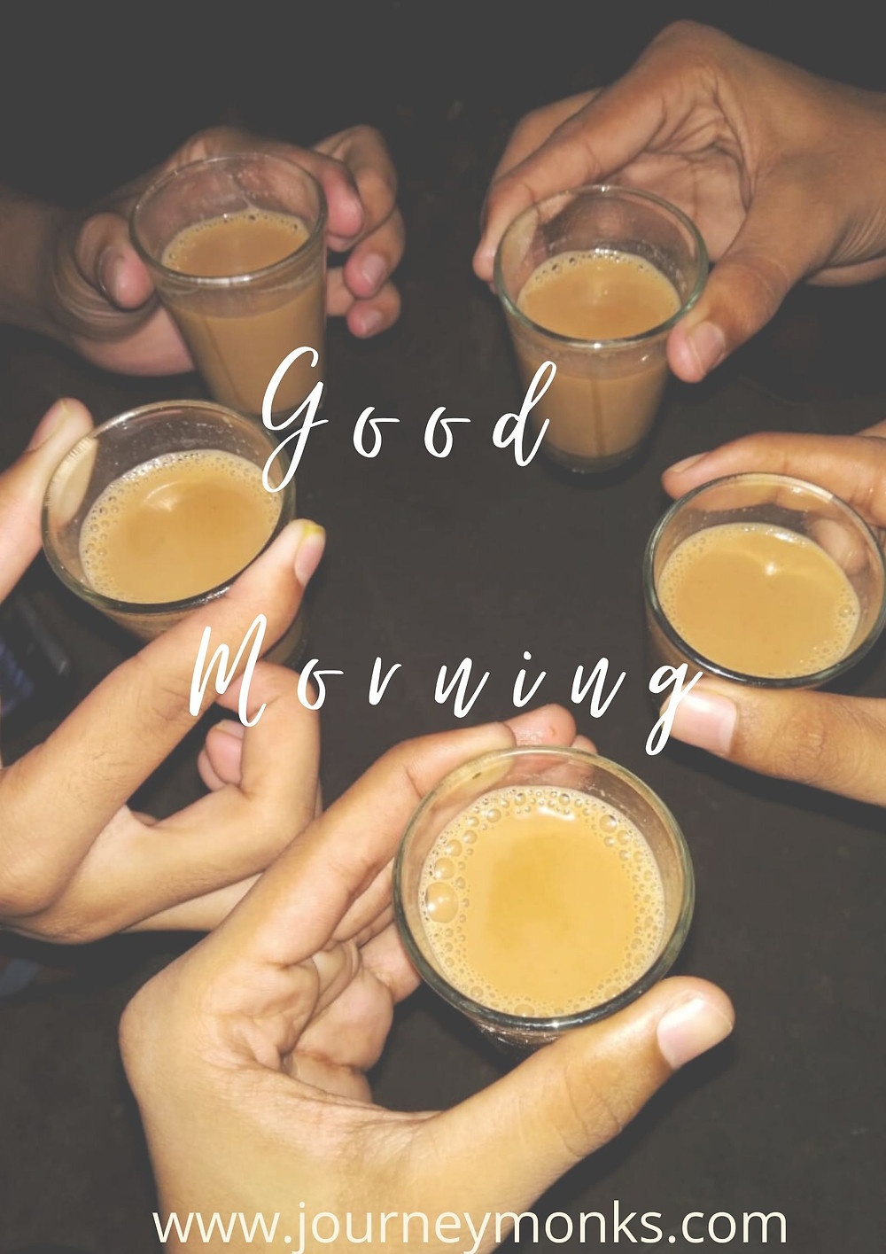 start  day with chai,good morning image with chai.