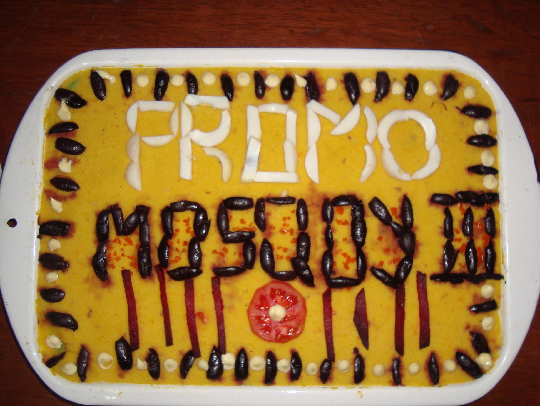 Promo Mosqoy cake