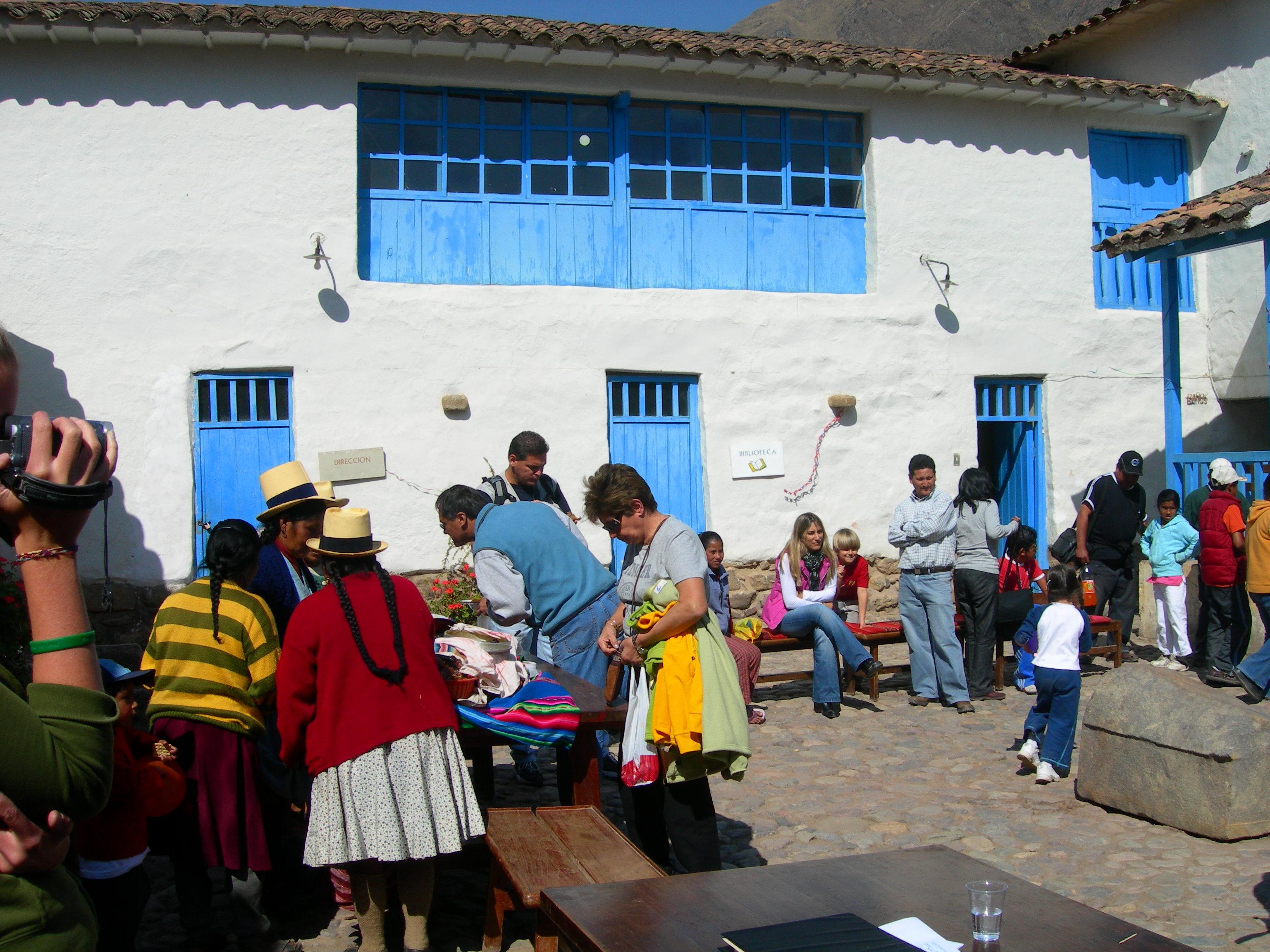 Quechua community
