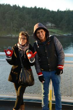 Lisbeth and Adrian