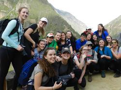 Field School group photo