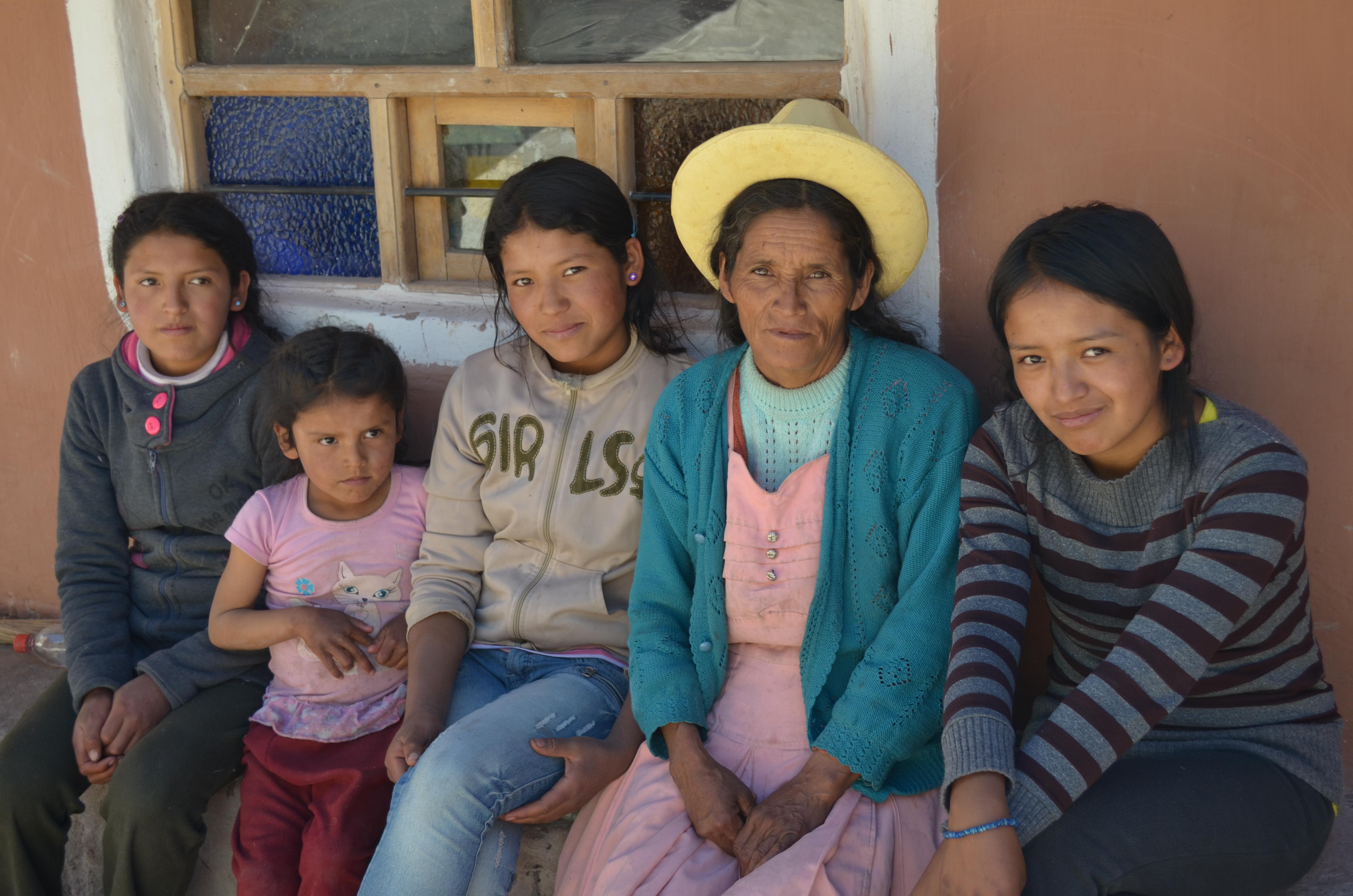 Fiorela's family