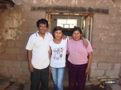 Mariela's family