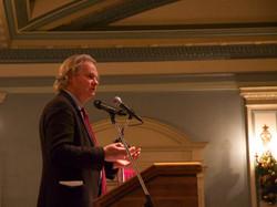 Keynote speaker Wade Davis