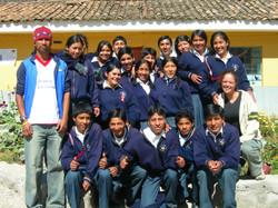 Class photo of Casa Mosqoy