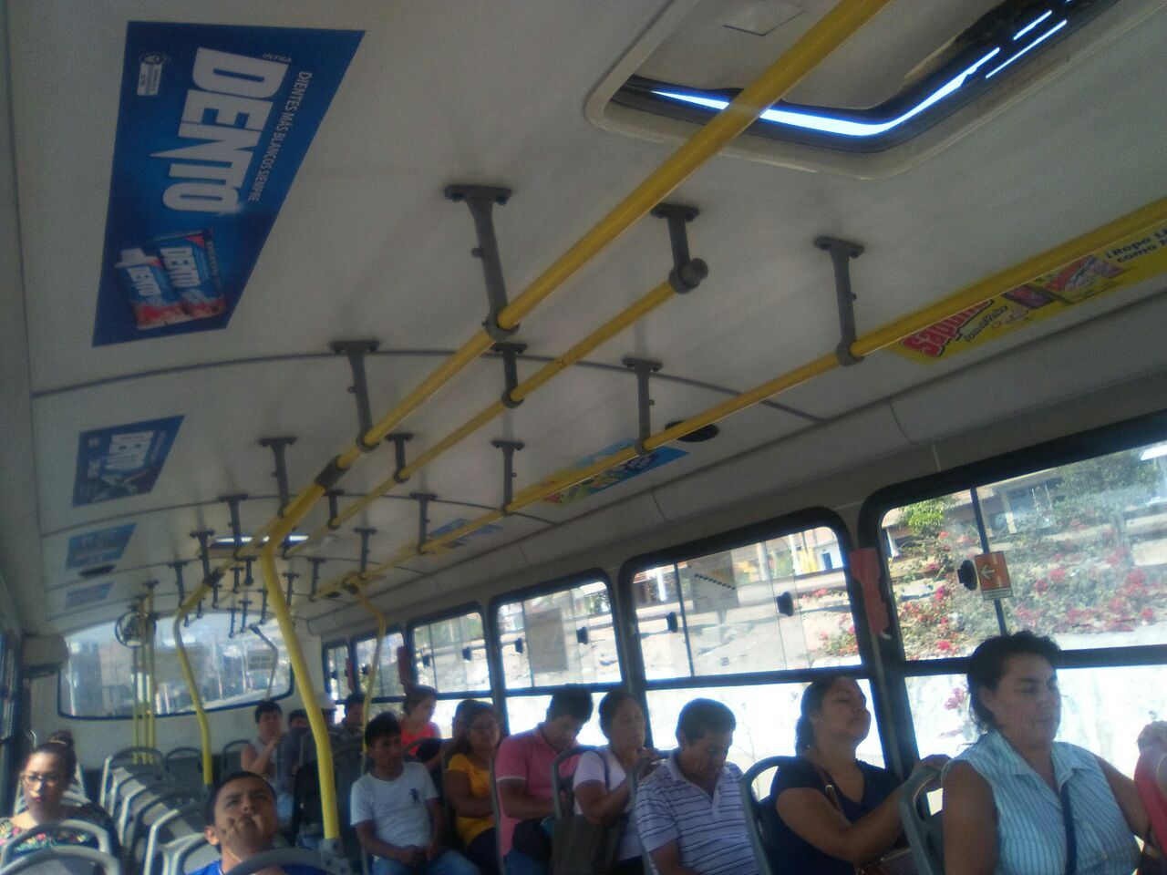 Publicidad Buses