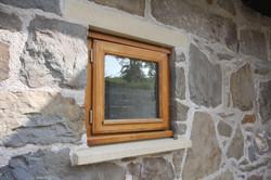 Bespoke Bathroom Window, Cwm Belan
