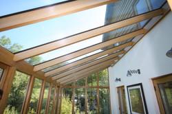 Bespoke Oak Conservatory, Llandinam