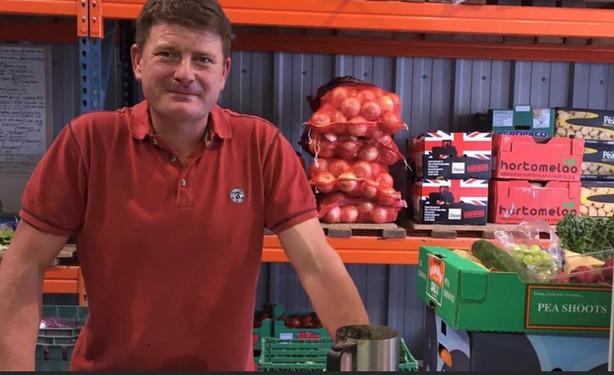 Brett The Greengrocer