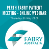 WA Fabry Patient Zoom Meeting