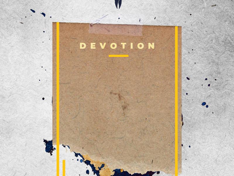 Sermon Series Devotion 2/2