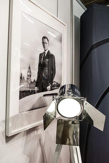 Bond, stilvoll, elegant, Photobooth
