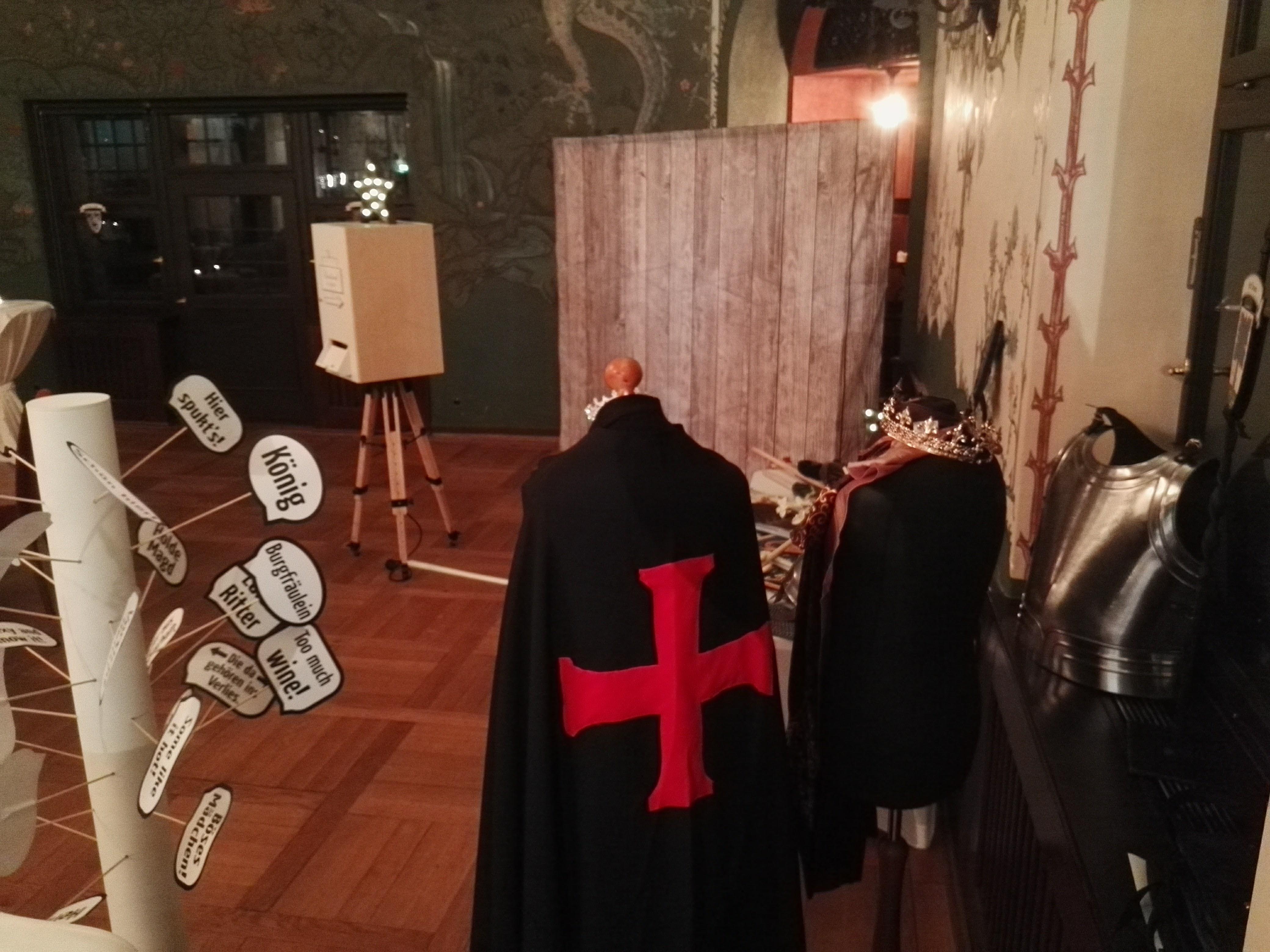 Blitzboxx Mittelalter König