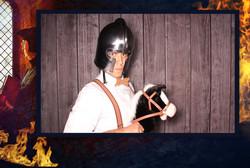 Blitzboxx Ritter Layout Pferd