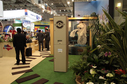 Photo Booth elegant Messe Hannover