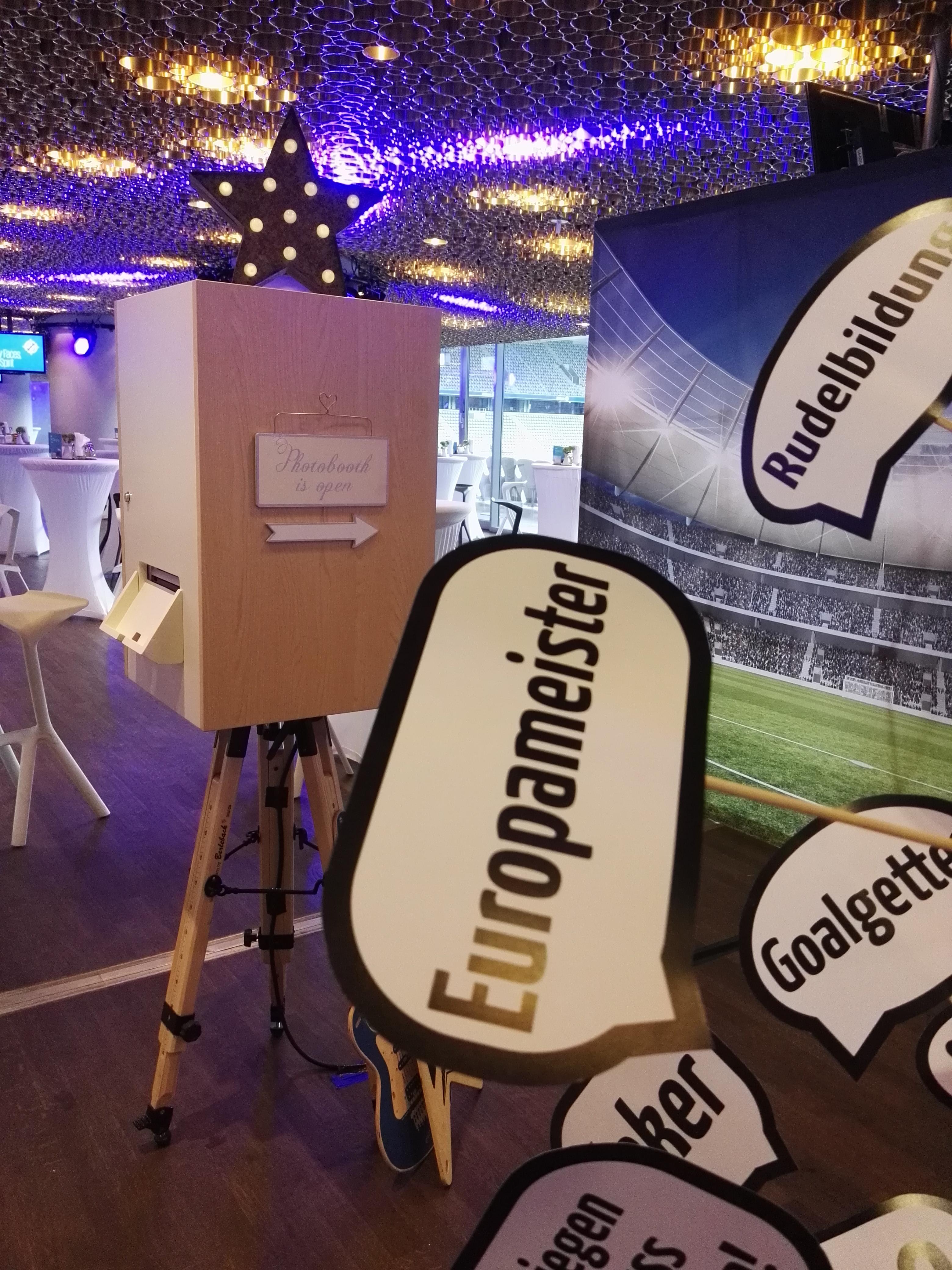 Fotobox Hamburg Firmenfeier