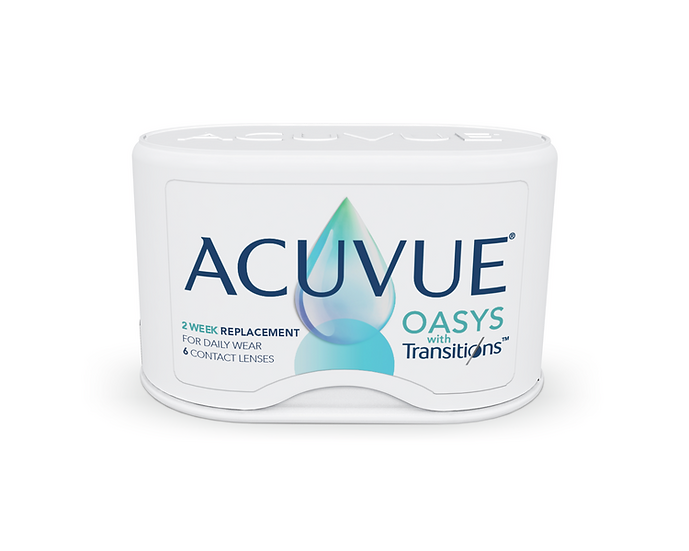 Acuvue Oasys 2-Weeks - Transitions