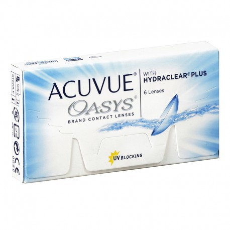 Acuvue Oasys Fortnightly 2 Weeks