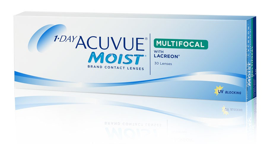 Acuvue Moist 1-Day Multifocal