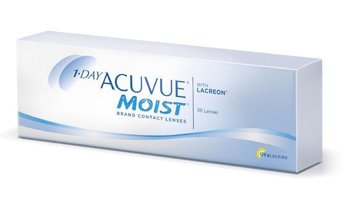 Acuvue Moist 1-Day