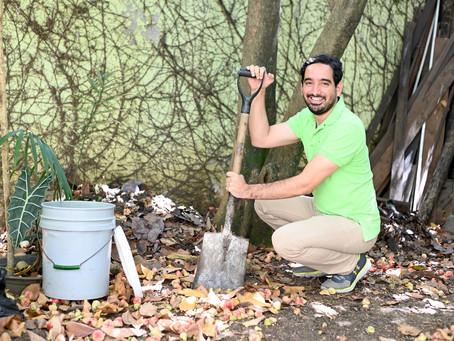 Guía para compostar en la ciudad