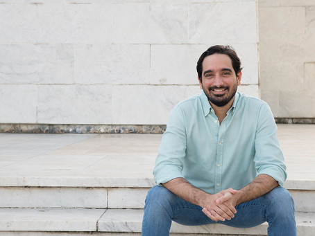 Alianza País proclama al joven José Horacio Rodríguez como candidato a diputado