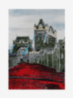Tower Bridge and poppies s.jpg