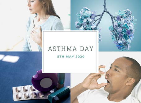 Staying Alive - Asthma & Covid 19