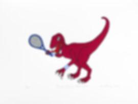 Tennis playing Velociraptor.jpg