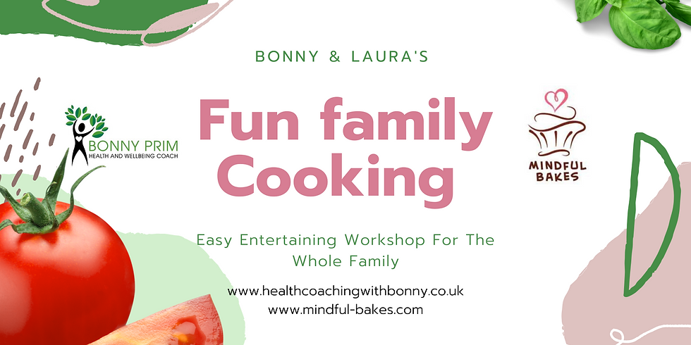 23rd June 2020 - Fun Family Cooking Event