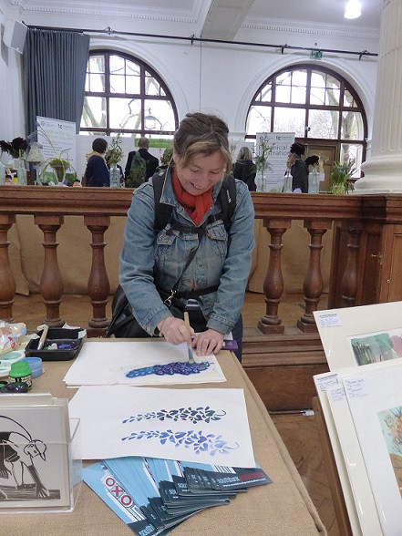 The Botanical Art Show