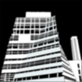 Tate Shell Extension, Screenprint 30 x 3