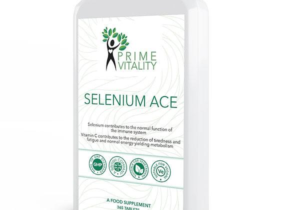 Selenium ACE 365 tablets