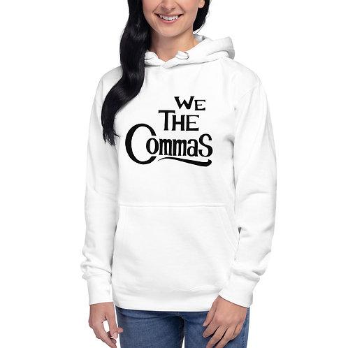 We The Commas Unisex Hoodie