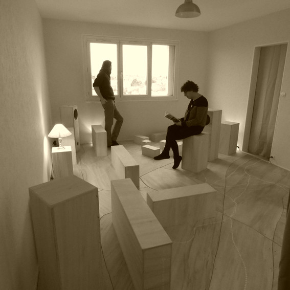 Cie Atelier de Papier I Quartier InouÏ