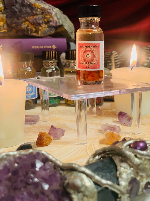 Enchanted Notions Sacral Chakra Oil