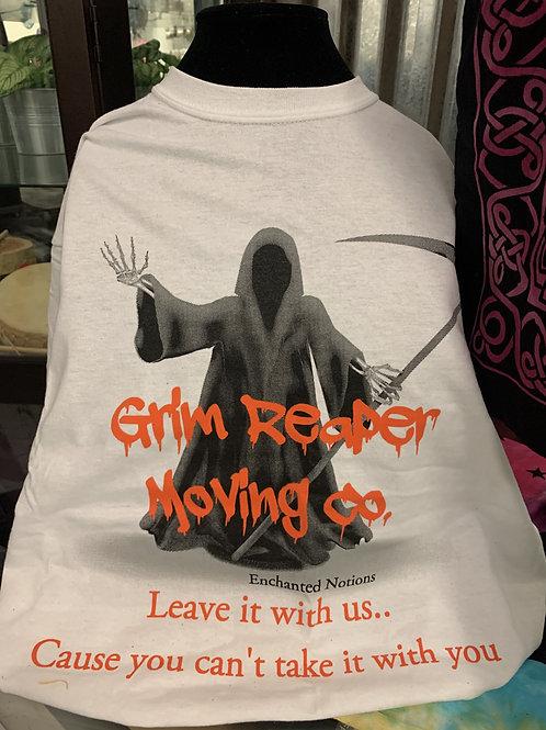 Grim Reaper moving Co.Shirt (Mens)
