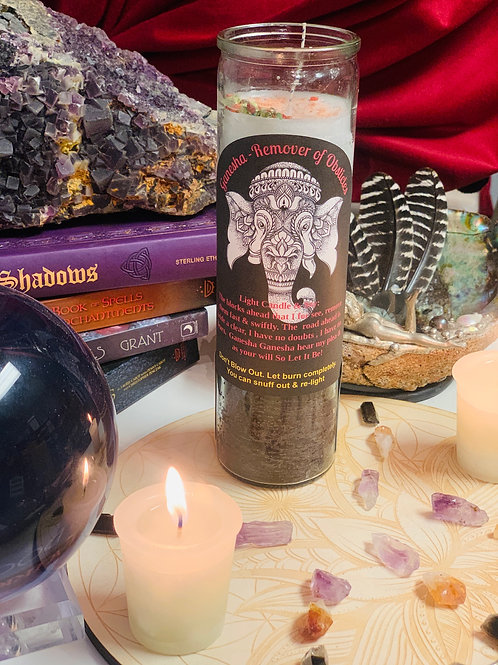 7 day Ganesha Obstacle Removal