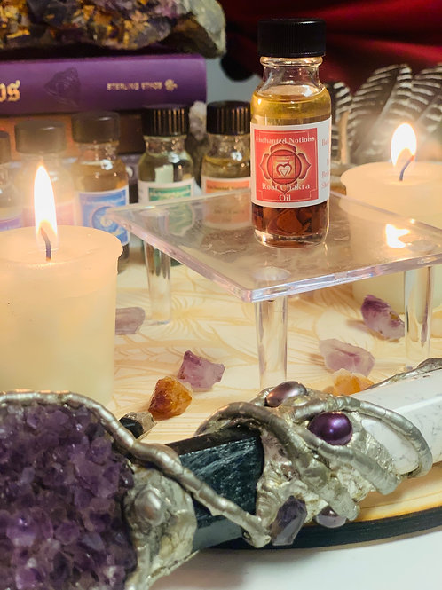 Enchanted Notions Root Chakra Oil