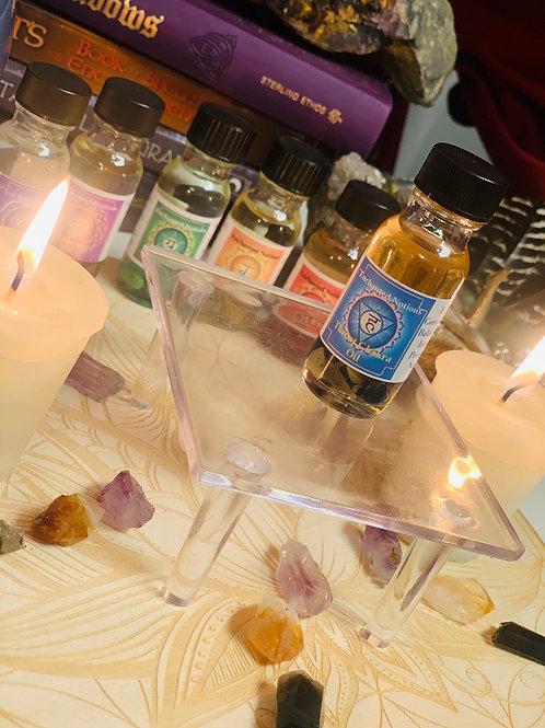 Enchanted Notions Throat Chakra Oil
