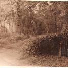 Entree Ouest des Souterrains -1925