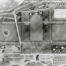 Plan du Chateau Saint Ange et ses dependances - 1788