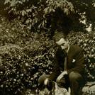 1926 - Rene de Roys et Barka à Saint Ange