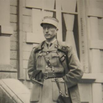 René de Roys - Chapitre I - Le Soldat
