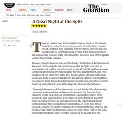Spitz Guardian review 2007