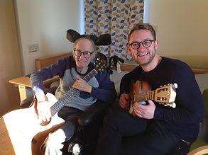 5.2.19 John & Thom guitars 4 BEST.JPG