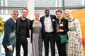 The Spitz wins Mayor of London's award 🏆