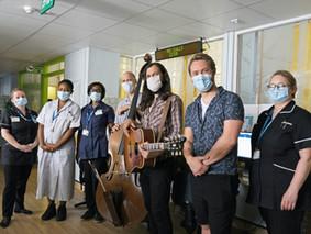 The Spitz at Northwick Park Hospital