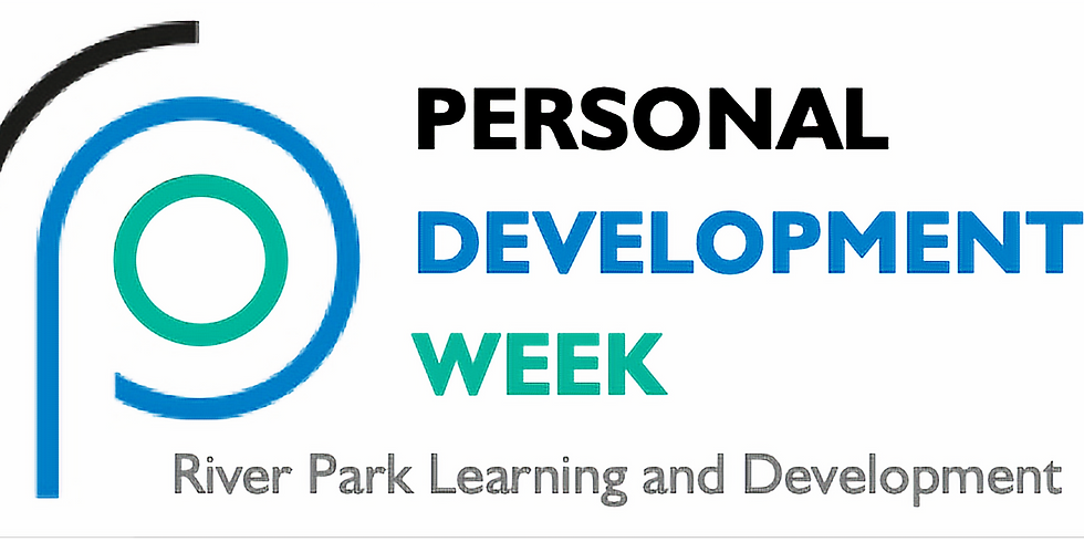 Personal Development Week